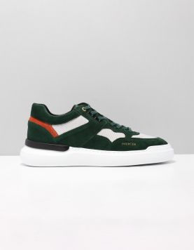 Mercer Amsterdam Backspin Gr.slam Sneakers French Green 115642-84 1