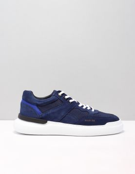 Mercer Amsterdam Backspin Gr.slam Sneakers Australian Blue 115642-74 1
