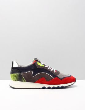 16092 Sneakers 02 Red 115988-69 1