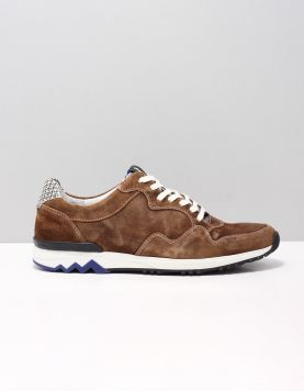 16238 Sneakers 04 Brown 115990-14 1