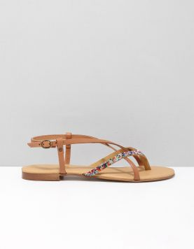 7177 Slippers 1912358 Noce-cristal Multi 116227-19 1