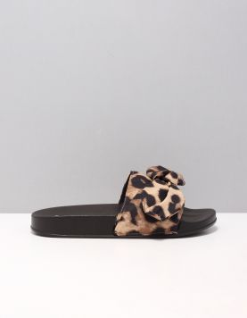 Ct88328-33 Slippers Brown Leo 116813-19 1