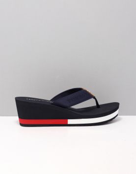 Flag Sandal Slippers Fw0fw03863020 Red White Blue 115665-71 1
