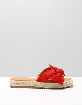 Haura Slippers 1914689 Red 116047-62 1