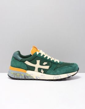 Premiata Mick Sneakers Var. 4021 Green 116937-82 1