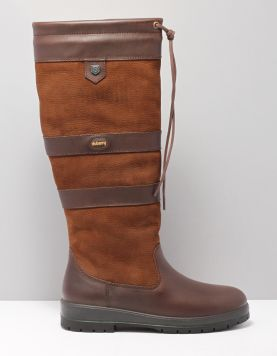 Dubarry Galway Laarzen 388552 Walnut 109026-11 1