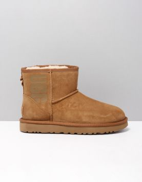 Ugg Cl. Mini Logo Boots 1108231 Chestnut 117264-14 1