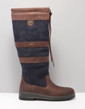 Dubarry Galway Laarzen 388532 Navy-brown 119151-79 1