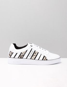 Guess Bollier 2 Sneakers Fl5-bo2-pel12 Whinu 117956-59 1