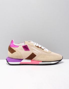 Ghoud Rmlw Sneakers Mm31 Beige-fuxia 118326-33 1