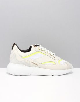 Mercer Amsterdam W3rd Heatlayer Sneakers White-neon 115641-50 1