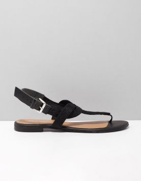 Cypres Kaoutra Slippers 2015254 Nero 119290-08 1