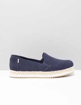 Toms Palma Instappers 10013394 Navy 115834-74 1