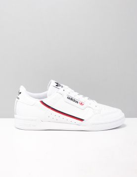 Adidas Continental 80 Sneakers G27706 White 118372-50 1
