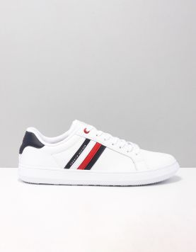 Hilfiger Essential Cupsole Sneakers Fm0fm02668-ybs White 118229-50 1