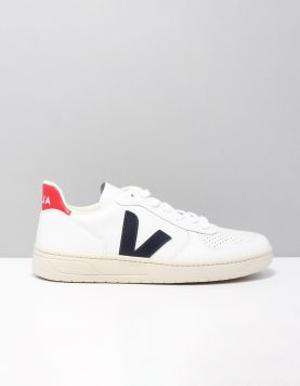 Veja V-10 Sneakers Vx021267 Nautical Peking 118460-50 1