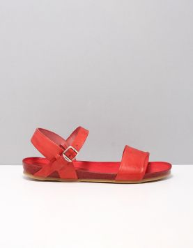 Redrag 79136 Slippers 422 Red Nappa 117983-62 1