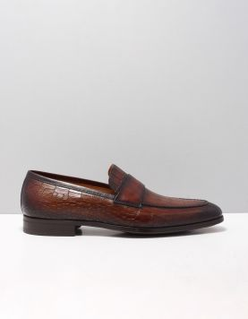 Magnanni 22816 Instappers Boltan Grab Alligator Tabacco 118789-11 1