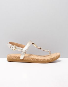 Ugg Aleigh Slippers 1112678 Gold 118202-90 1