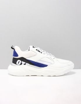 Off The Pitch Cross Runner Sneakers Otp715020110 White 118485-50 1