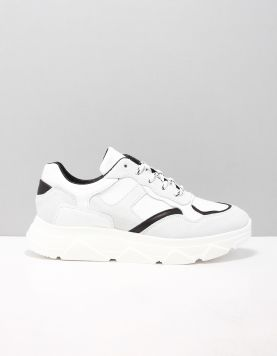 Miss Behave Kady Fat 10 Sneakers F White-black 119180-50 1