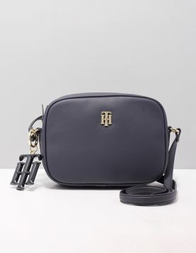 Hilfiger Th Chic Camera Bag Tassen Aw0aw08224cjm Sky Captain 118381-71 1