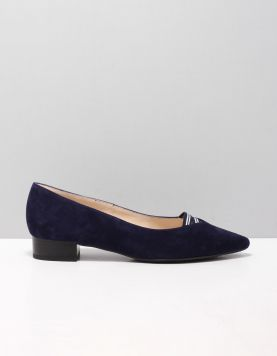Peter Kaiser 24559 Pumps 749 Suede Notte 118477-74 1