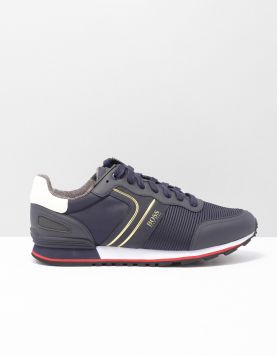 Boss Green Parcour Runner Sneakers 50422380-401 D.blue 118018-71 1