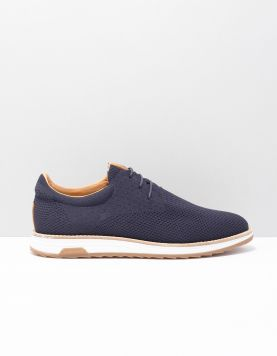 Rehab Nolan Knit Sneakers D.blue 119028-71 1