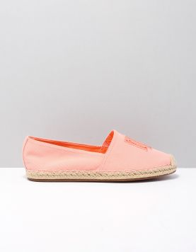 Hilfiger Nautic Espadrille Instappers Fw0fw04876-sn7 Island Coral 118223-67 1