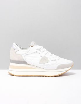 Philippe Model Ttld-triomphe Sneakers W001 Blanc 118339-50 1