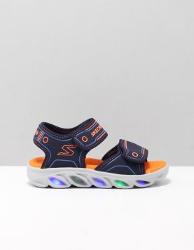 Skechers 90522n Sandalen Nvor Navy Orange 118253-71 1