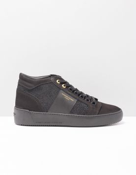 Android Homme Propulsion Mid Sneakers Ahp19101 Black 118583-04 1