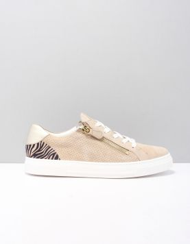 Hassia 9-301236 Sneakers 0875 Cotton Platin 118676-34 1