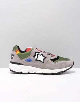 Atlantic Stars Polaris Sneakers Ci-f07 Grey-green 119452-29 1