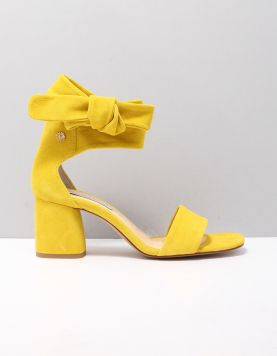 Fabienne Chapot Seline Sandal Slippers 5000-uni Sunflower Yellow 118563-44 1