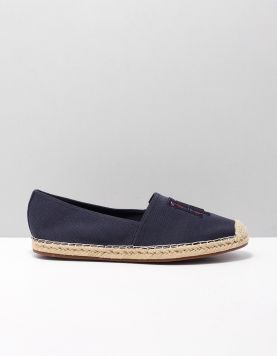 Hilfiger Nautic Espadrille Instappers Fw0fw04750-dw5 Desert Sky 118223-71 1