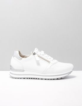 Gabor 46.528 Sneakers 50 Weiss/silber 118594-50 1