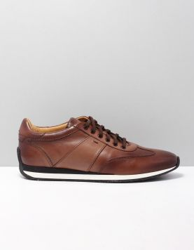 Santoni 21304-lacourt Sneakers Goo S50 Marrone 118825-11 1