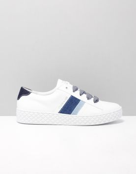 Cycleur De Luxe Pica Sneakers Cdlw201563 White-denim 118933-50 1