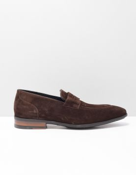 V.bommel 11129 Instappers 02 Darkbrown 118868-14 1
