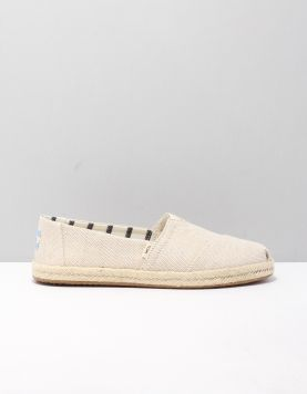 Toms Alpargata Rope Instappers 10013508 Natural 118545-33 1