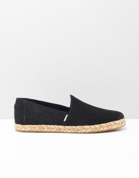 Toms Pismo Instappers 10015015 Black 118549-04 1