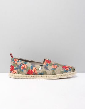 Toms Classic Rope Tropica Instappers 10015006 Natural 118537-89 1
