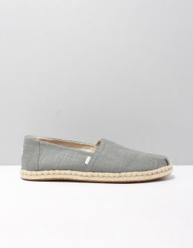 Toms Classic Rope Instappers 10015013 Green 118538-86 1