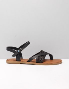 Toms Lexie Slippers 10015128 Black 118557-08 1