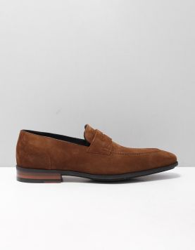 V.bommel 11129 Instappers 00 Midbrown 118867-14 1