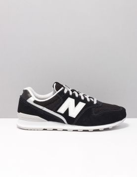 New Balance Wl996 Sneakers Clb Black 116918-08 1