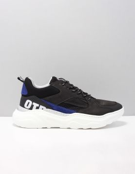 Off The Pitch Cross Runner Sneakers Otp7150201190 Black 118485-04 1