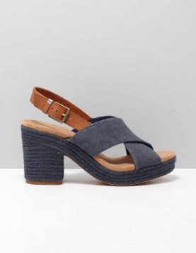 Toms Ibiza Slippers 10015087 Blue 118558-73 1